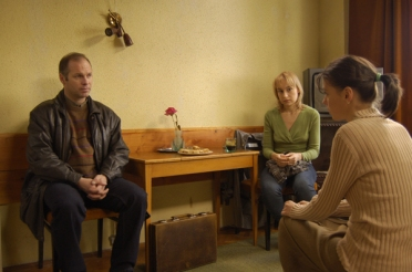 4 Months, 3 Weeks and 2 Days movie image Vlad Ivanov, Anamaria Marinca and Laura Vasiliu