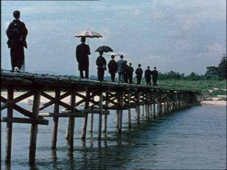 Ozu. End of Summer. Cry Walk